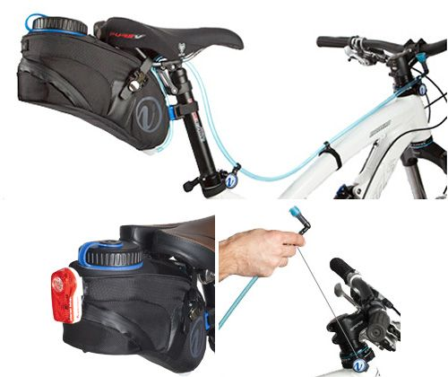 velau - another way to drink on your bicycle?