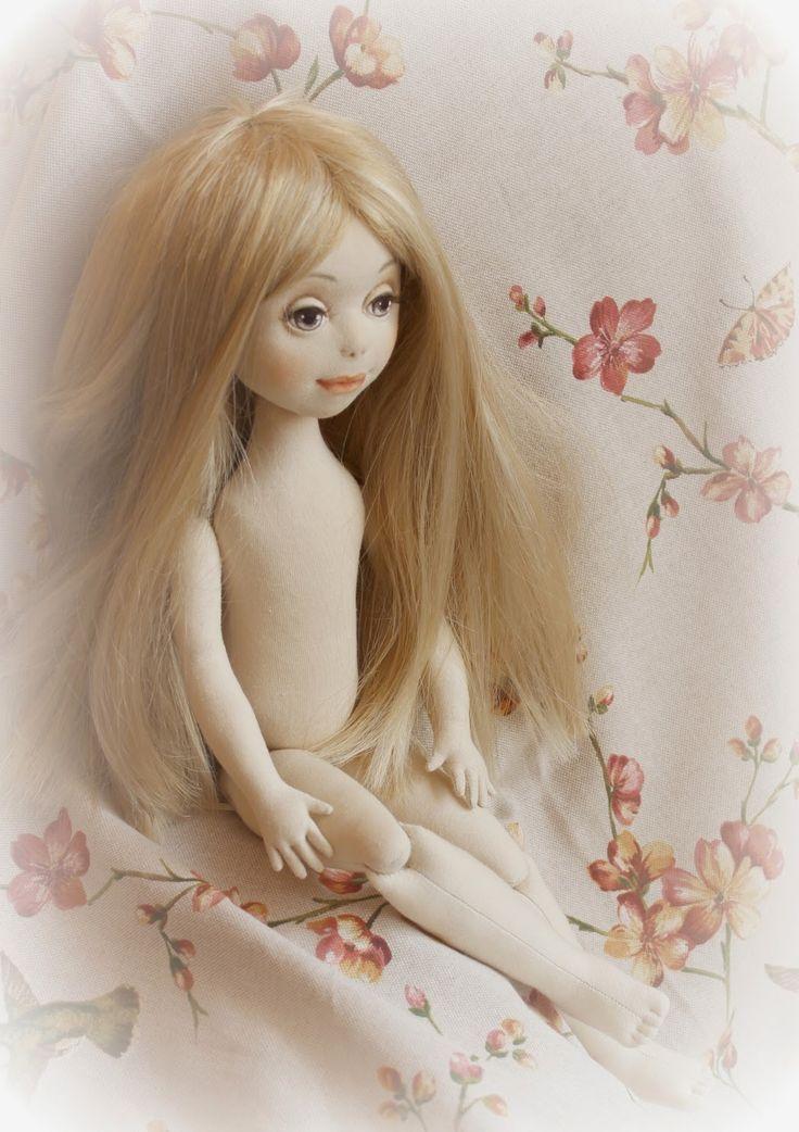 Куклы от Ольги Ким: Анонс