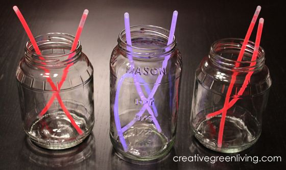 How to Make Recycled Fourth of July Table Lanterns - Page 2 - Creative Green Living