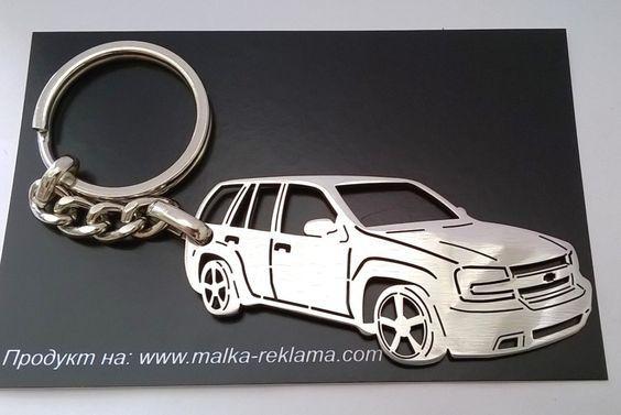chevy keychain, chevy, Chevrolet keychain, Chevrolet TrailBlazer SS, Personalized Key Chain, Custom Keychain, Stainless Steel Keychain by TAGSandKEYCHAINS on Etsy