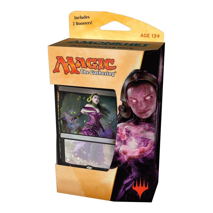 Magic the Gathering Amonkhet Planswalker Deck - Iliana PRESALE