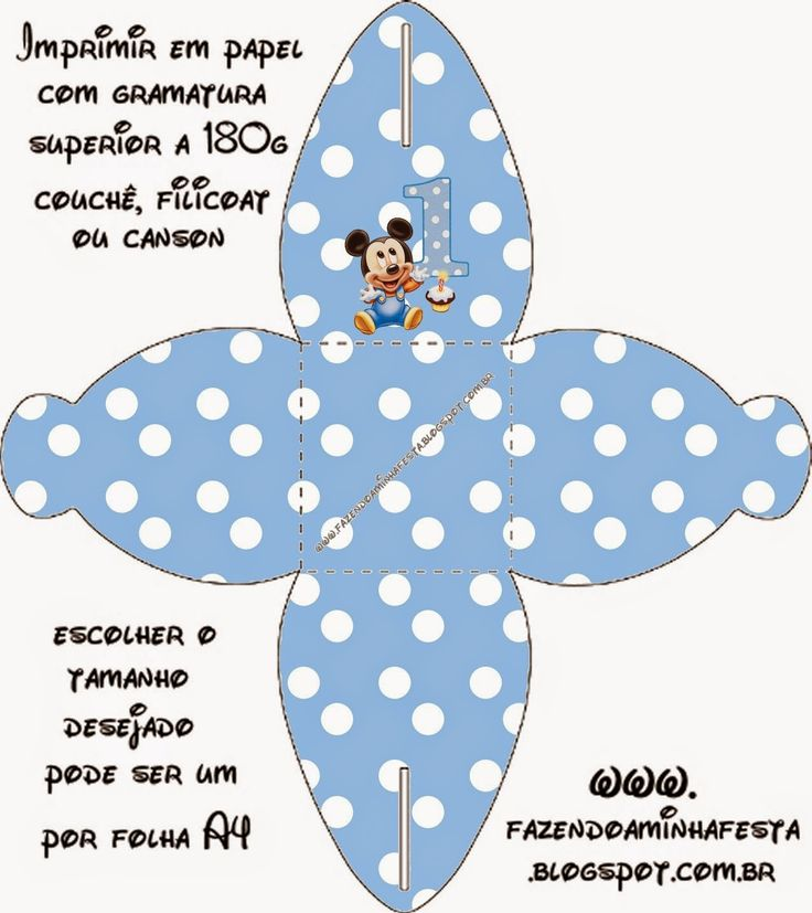 mickey-first-year-with-polka-dots-free-printables-039.jpg (1276×1434)