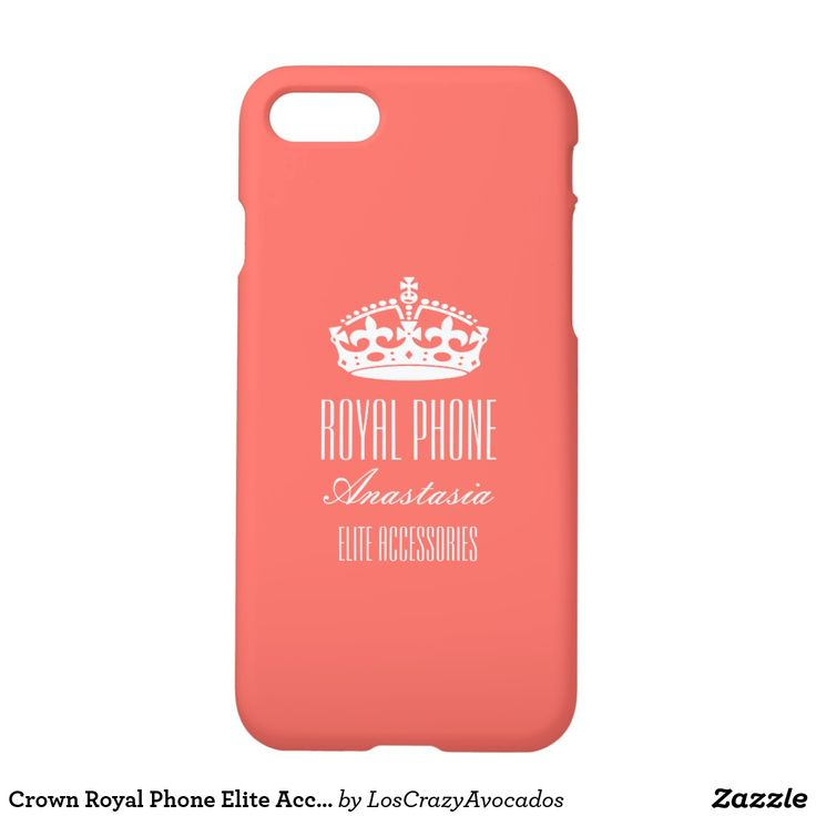 Crown Royal Phone Elite Accessories IPhone Case