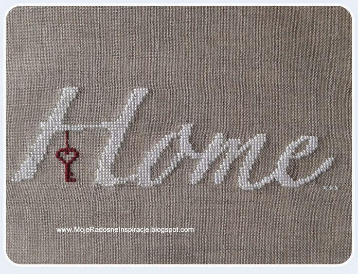 Radosne Inspiracje: Home Sweet Home