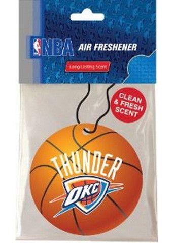 Oklahoma Thunder Air Freshener #OklahomaCityThunder