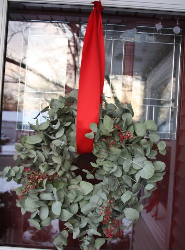 Decorating Colonial Homes Interior Design Eucalyptus Christmas Decor Room Decoration 600x813 Diy