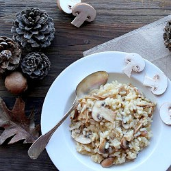 Risotto with porcini mushrooms. Need I say More.