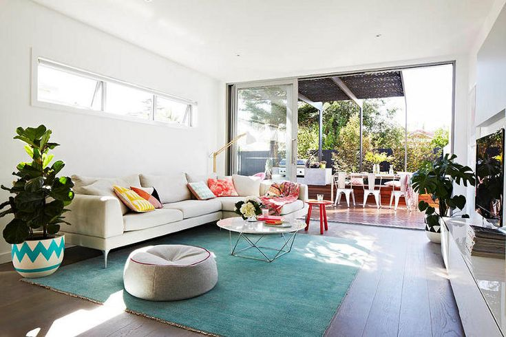 A colourful family home - desire to inspire - desiretoinspire.net