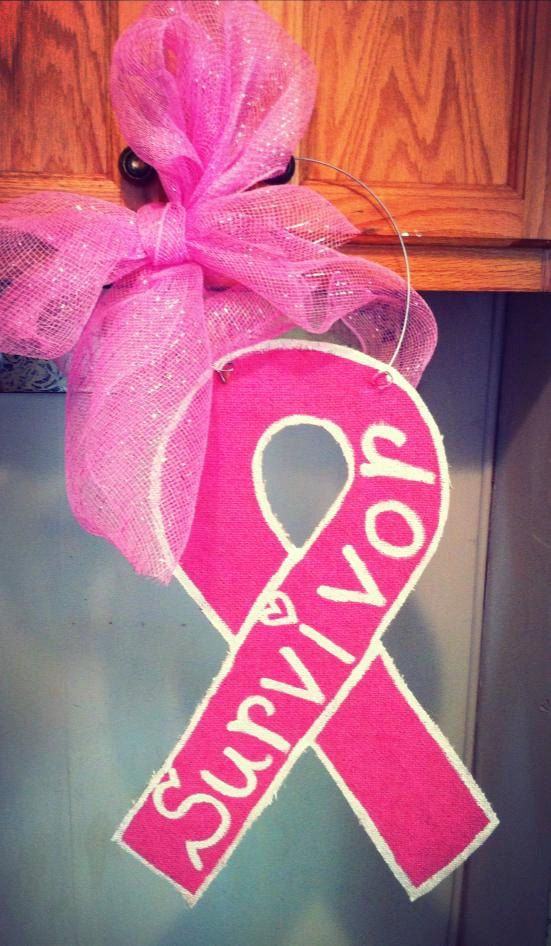 17 Best Images About Wood Cancer Ribbons On Pinterest