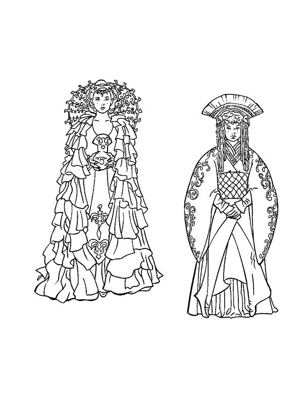 star wars princess leia coloring pages coloring
