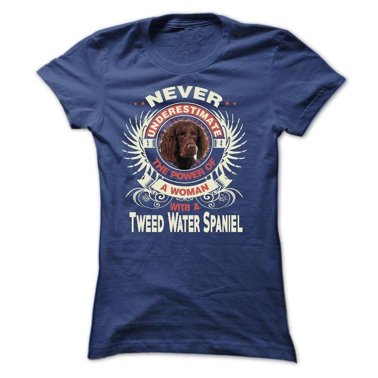 [G_25611] - Woman love Tweed Water Spaniel T Shirt, Hoodie, Sweatshirt