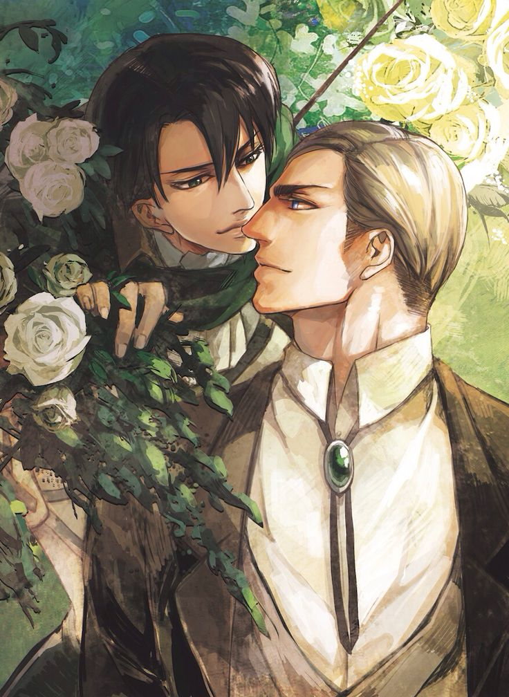 erwin and levi relationship goals