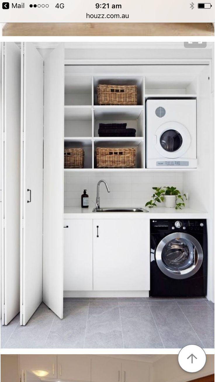 36 mejores imágenes de Laundry en Pinterest | Cuartos de lavado ...