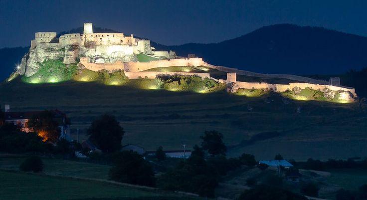 Spiš castle (UNESCO) in slovakia.  http://timeforslovakia.com/highlights-slovakia