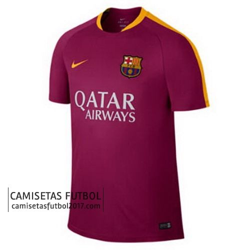 Camiseta Pre Match rosa Barcelona 2015 2016 | camisetas de futbol baratas