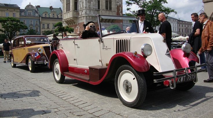 Antique Auto, The Vehicle, Transport, History