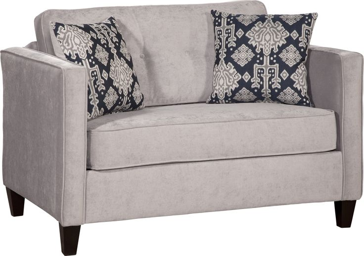 "Regina 52"" Sleeper Loveseat"