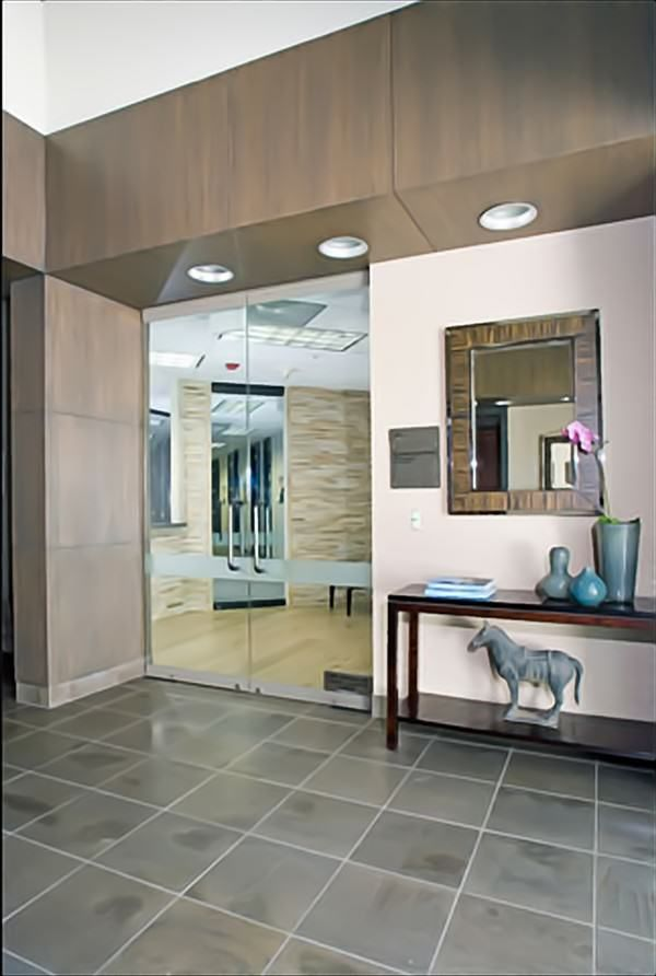 Commercial Office Space Design | Commercial office doors in Calabasas California