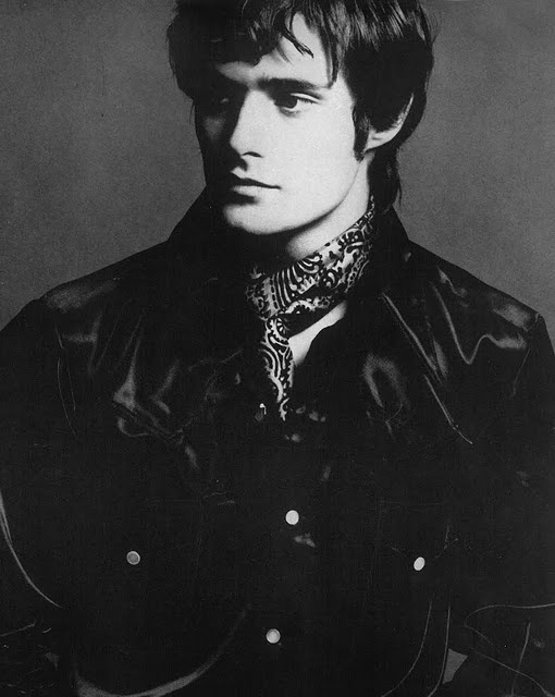 "Here is the real Romeo: Leonard Whiting in the 1968 Zeffirelli film version of ""Romeo and Juliet"":"