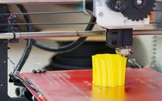 FREEPATENTS: Πώς λειτουργεί η τρισδιάστατη εκτύπωση ; VIDEO