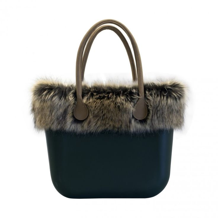 O bag | Eco Fur Trim - O bag | Classic - O bag