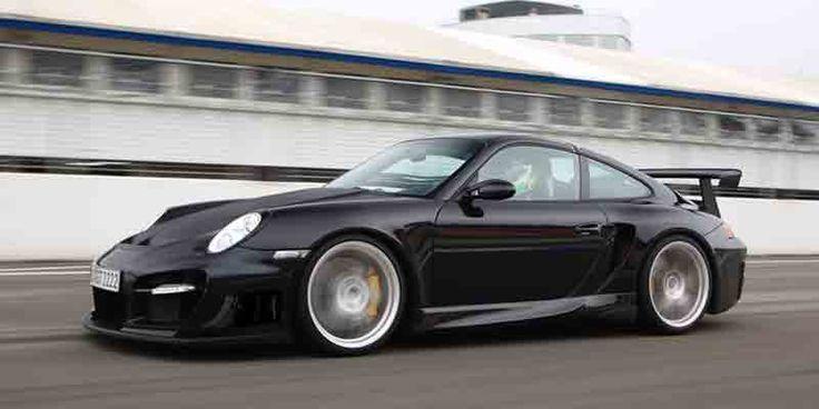 Famous Porsche Tuner Techart Looks Back On 30 Years Of Passion #Porsche #TunerTechart #Passion #cars