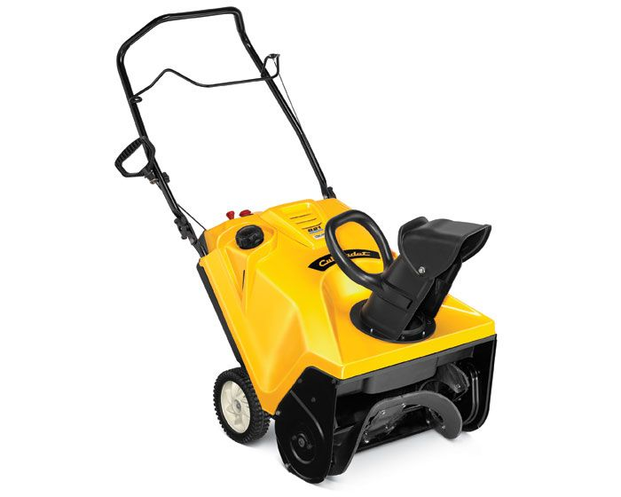 Cub Cadet Single Stage Snow Blower 1X 221 HP