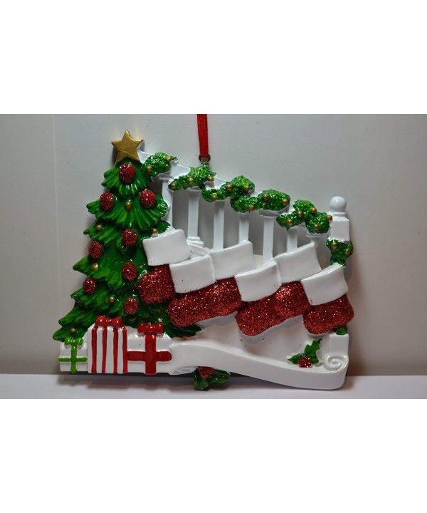 Seasonal Decorations Personalized Christmas Ornaments Bannister W Stockings Desmoinesfencecompany Com