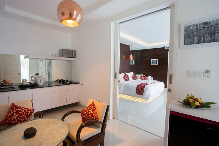 Modern, Elegant, and Romantic... Just minutes to Seminyak Famous Restaurants...! Have a look at our website and dont' forget to follow our Twitter @AvailableCheap or our Facebook Page https://www.facebook.com/pages/Available-Cheap-Rooms/1504066346545729?ref=hl #kuta #bali #accommodation #availablecheaprooms