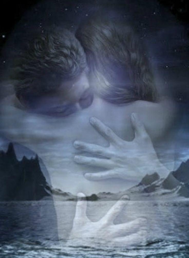"""Sei il pensiero che stringo nei miei sogni...""""Sally"""" Dolce notte..."""