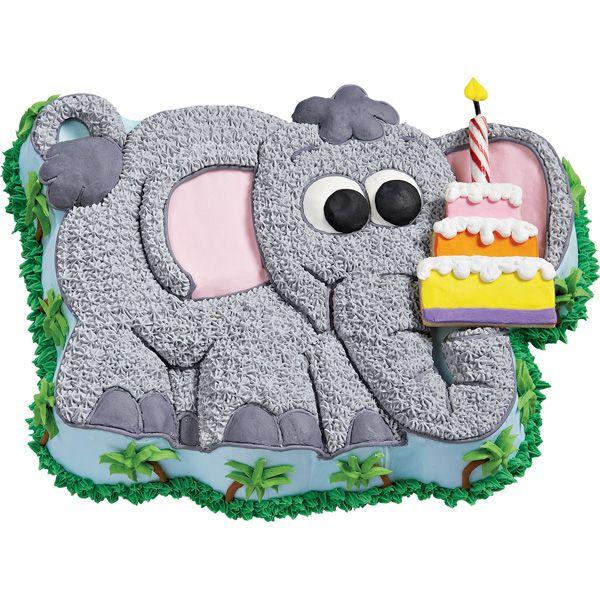 Wilton Elephant Cake Pan Like The Birthday Cake Could