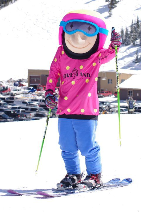 LoveLand Skier, How to use pinterest with your mascot marketing!