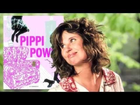 """▶ GITTE JØRGENSEN - """"Pippi Power"""" - YouTube"""