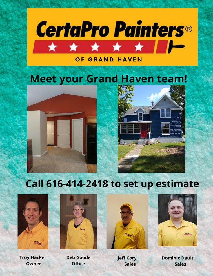 Prepare to paint this summer. We are here to serve you! We