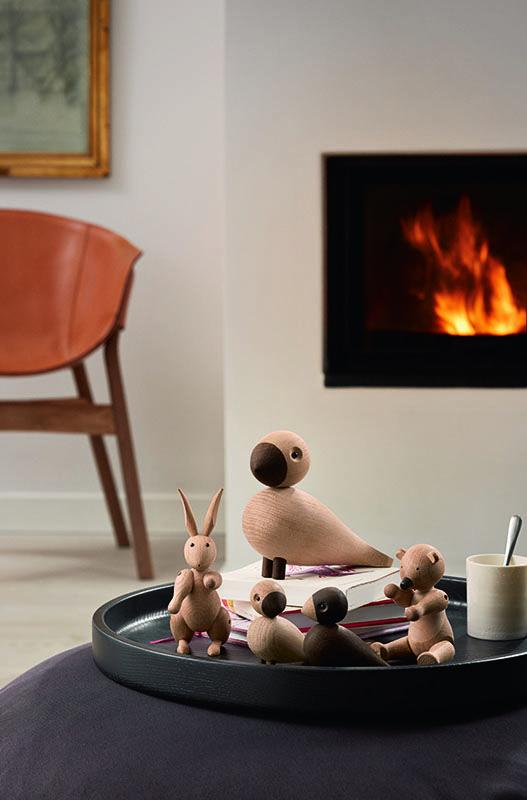 Birds, Bunny and Bear  Danish Interior Design Budapest