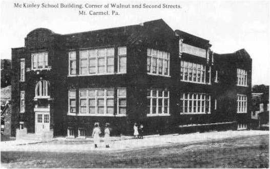 A School From Mt. Carmel, PA