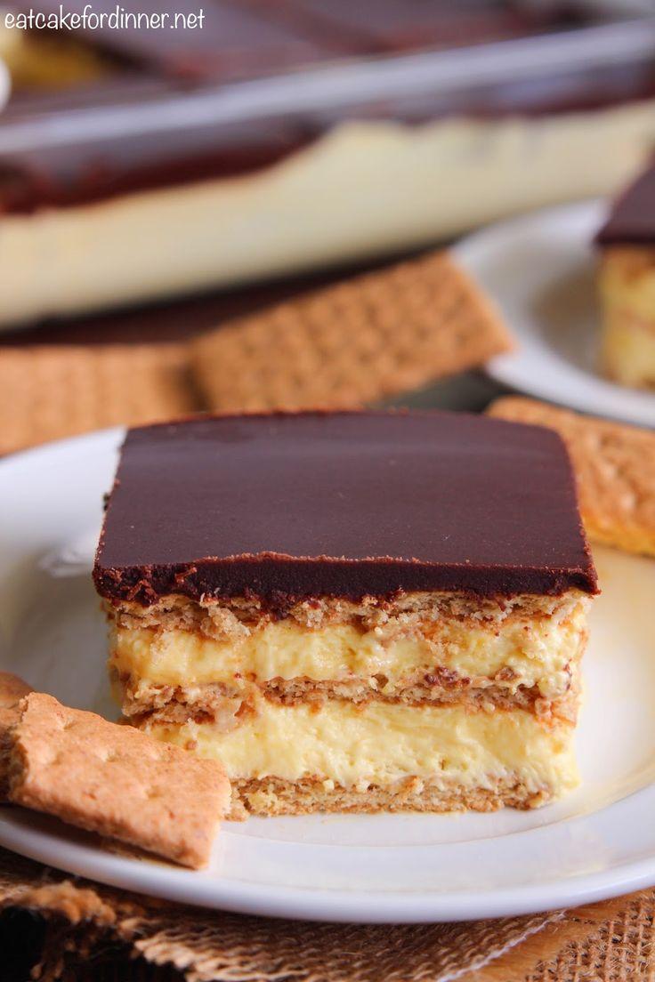 Best 25+ Chocolate eclair dessert ideas only on Pinterest ...