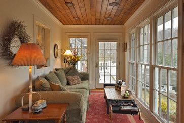 Boiling Springs Residence - traditional - Sunroom - New York - Mortar Architecture + Development