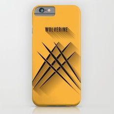 Wolverin iPhone 6s Slim Case