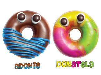 "Krispy Kreme: ""Dona una dona"""