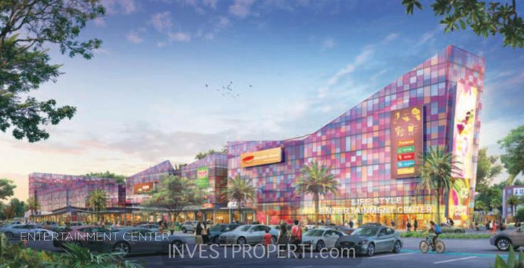 Summarecon Emerald Karawang Lifestyle Entertainment Centre #sekar #summareconkarawang