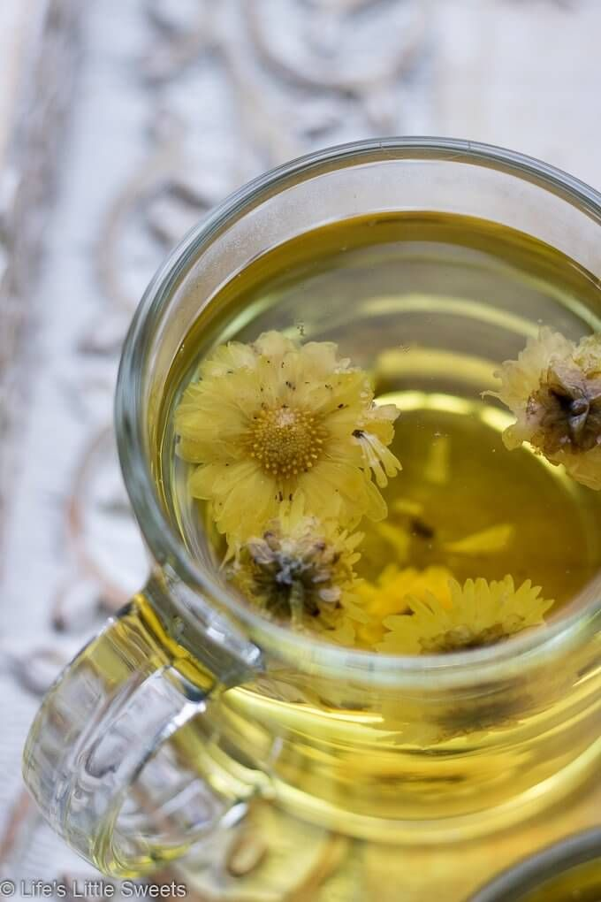How To Make Chrysanthemum Flower Tea Resep Makanan