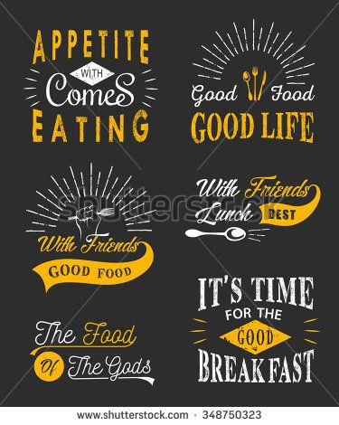 Quotes Food Stock Photos, Images, & Pictures | Shutterstock