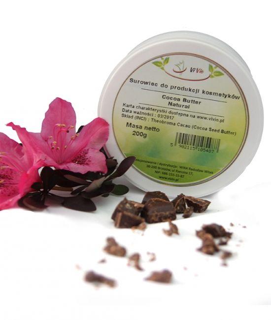 Masło kakaowe, właściwości i zastosowanie w pielęgnacji skóry #skóra #naturalnekosmetyki #shea #masłokakaowe #kakao #masło