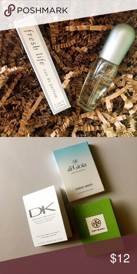 """⚡️3 for $30⚡️Fragrance sample bundle 4ml for Estée Lauder """"Pleasure"""". Others 1-2 ml each. 💗No trade. Thanks! Estee Lauder Makeup"""