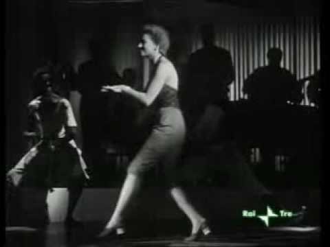 Silvana Mangano El Negro Zumbon From Anna Movie Of 1951 - YouTube
