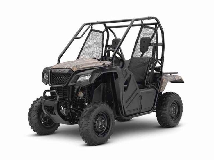 New 2017 Honda Pioneer 500 ATVs For Sale in Florida. FUN HAS NO RESTRICTIONSFULL-SIZED FEATURES IN A FUN-SIZED PACKAGE.Choosing the right tool is the job half done. And it can make whatever you're trying to do a lot more fun.For thousands of side-by-side owners, the right tool for the job is a Honda Pioneer 500. It's big enough to seat two easily, but at just 50 inches wide, it can fit where bigger side-by-sides can't, letting you explore trails with width restrictions. That means it also…