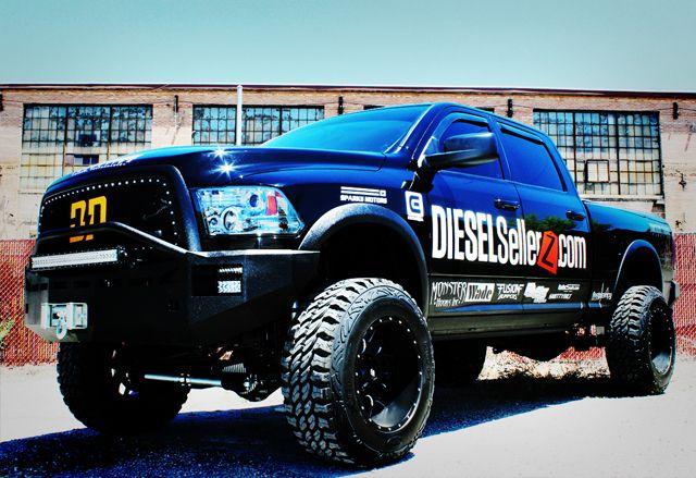 diesel brothers giveaway   Built Diesel 1 - Diesel Power Gear