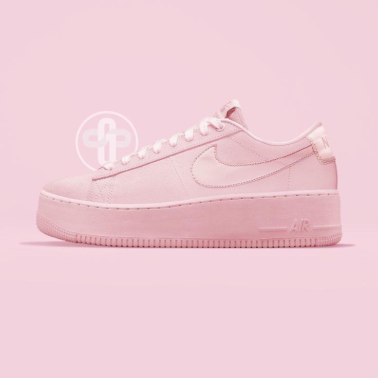 Nike Blazer Creeper Triple Pink