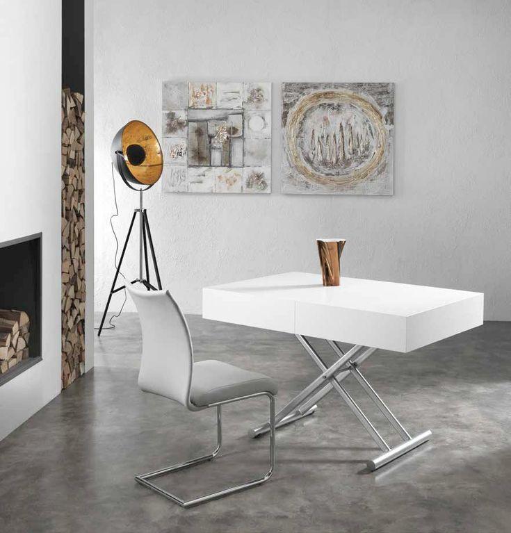 Oltre 25 fantastiche idee su tavoli da salotto su for Tavolo salotto allungabile